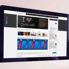 Danceportal web